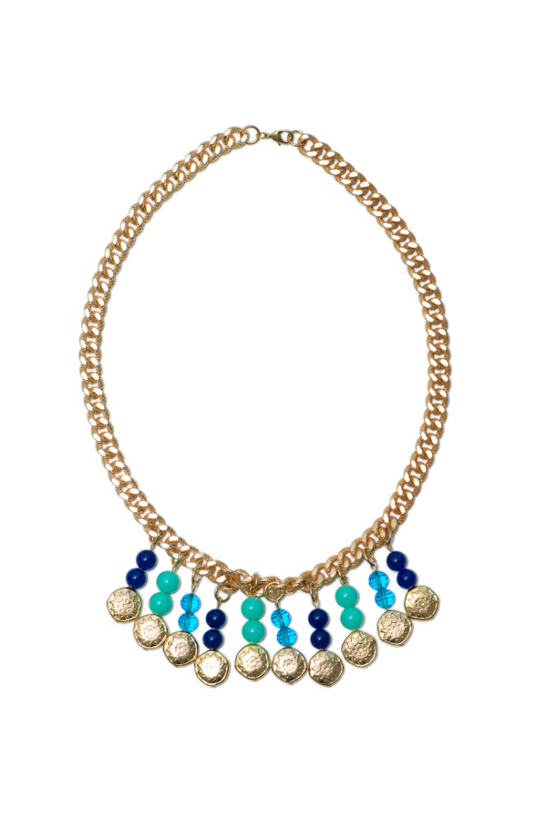 Sea Breeze Chain Necklace