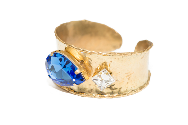 Azure Golden Cuff