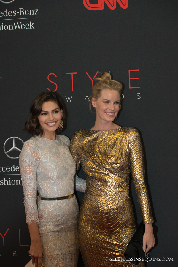 Alyssa Miller and Caroline Winberg